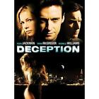 Deception (DVD, 2009, Checkpoint Dual Side Pan and Scan Sensormatic Widescreen)