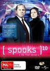 Spooks : Series 10 (DVD, 2012, 3-Disc Set)