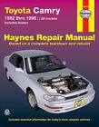 Repair Manual Haynes 92006