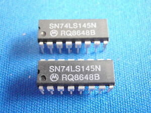 IC-BAUSTEIN-74LS145-2x-13697-107
