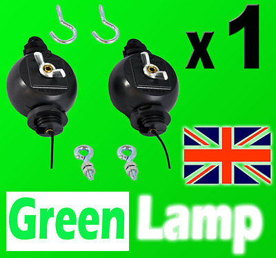 Yoyo Roller Easy Hanger for Reflector Hood Lamp Hydroponics Light grow tent