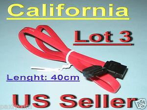 Lot3-Serial-SATA-ATA-Raid-Data-HDD-Hard-Drive-Disk-Cabl