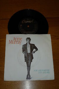ANNE-MURRAY-Now-And-Forever-You-And-Me-1986-UK-solid-centre-7-vinyl-single
