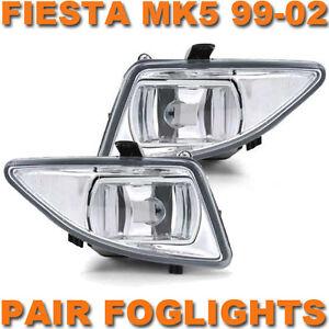FORD-FIESTA-MK5-1999-02-FOG-LIGHT-FOG-LAMP-1-PAIR