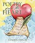 Poetry from the Heart by Sandra Taylor (Paperback / softback, 2011)