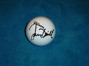 James-Driscoll-Hand-Signed-Wilson-Golf-Ball-PGA