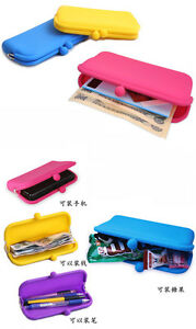 Fashion-Muti-Function-Jelly-Rubber-Silicone-Bag-Purses-Wallets-Cellphone-Bag-XC