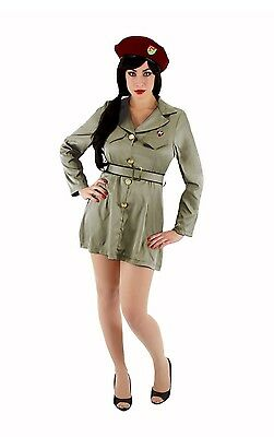 THE DICTATOR VIRGIN GUARD SEXY ADULT WOMEN'S COSTUME LICENSED 402362 SM/MED, L/X