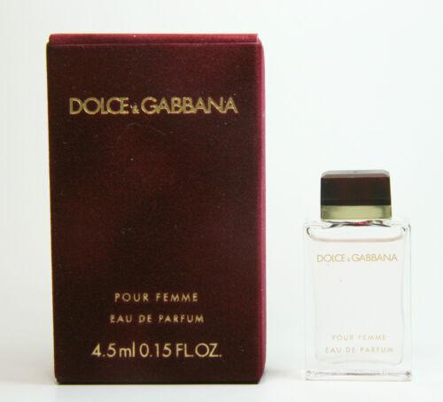 ღ Pour Femme - D&G - Miniatur EDP 4,5ml