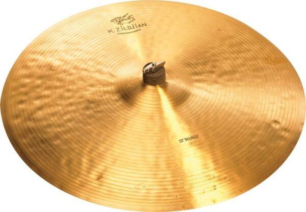 zildjian k constantinople bounce 22 ride cymbal for sale online ebay. Black Bedroom Furniture Sets. Home Design Ideas