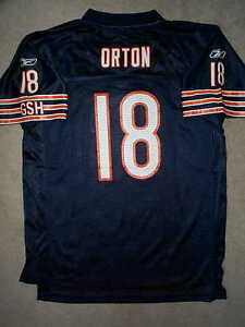 94e737b499a ... jerseys Image is loading REEBOK-Chicago-Bears-KYLE-ORTON-nfl-THROWBACK  ...