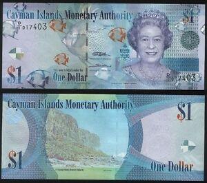 Cayman-Is-NEW-1-Dollar-2010-2011-UNC