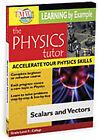 Physics Tutor - Scalars And Vectors (DVD, 2011)