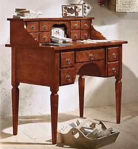Scrittoio scrivania consolle arte povera ingresso studi for Scrittoio mondo convenienza
