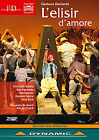 Gaetano Donizetti - L'Elisir D'Amore (DVD, 2008, 2-Disc Set)