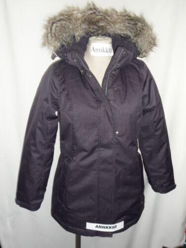 NWT Eddie Bauer Women/'s WeatherEdge Superior Down Parka Coat 3 Colors Fur Hood