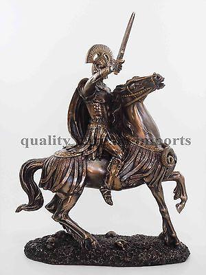 Greek God Olympian Ares Statue Roman Mars War Olympian Son of Zeus Trojan War