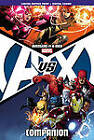 Avengers Vs. X-Men Companion by Jason Aaron, Brian Michael Bendis (Hardback, 2013)