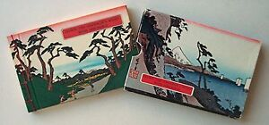 DOWN-THE-EMPEROR-039-S-ROAD-WITH-HIROSHIGE-Reiko-Chiba-JAPAN-Tokaido-HC-Slipcase-H