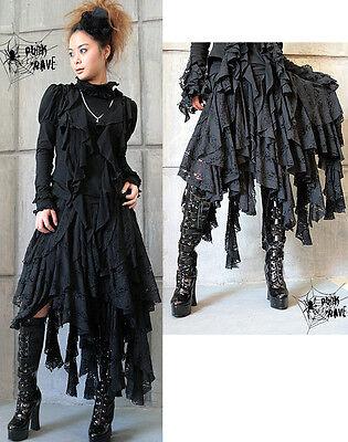 Lolita Fashion Visual KEI Punk Gothic Nana SEXY Skirt ONE SIZE FREE SHIPPING