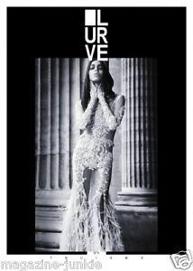 Love-magazine-039-s-Lea-T-Ashley-Smith-Hannelore-Knuts-Anna-Dello-Russo-LURVE-Ltd-Ed