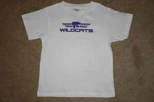 BOYS-KANSAS-STATE-WILDCATS-T-SHIRT-Size-5-6-NWT