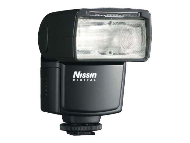 Nissin Speedlite Di 466 Aufsteckblitz für Canon E-TTL / E-TTL II