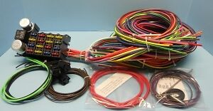 rebel wire vw deluxe harness 12 volt ebay