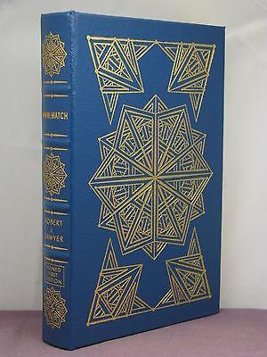 1st, signed by author, WWW.WATCH by Robert J Sawyer, Easton Press, Aurora Award