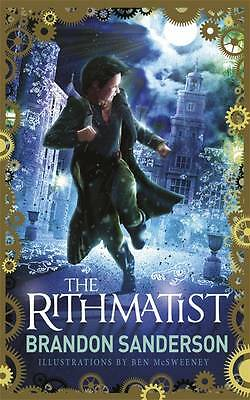 The Rithmatist-ExLibrary
