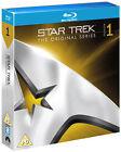 Star Trek - The Original Series - Series 1 - Complete (Blu-ray, 2009, 7-Disc Set, Box Set)