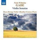 Niels Gade - Niels Wilhelm Gade: Violin Sonatas (2009)