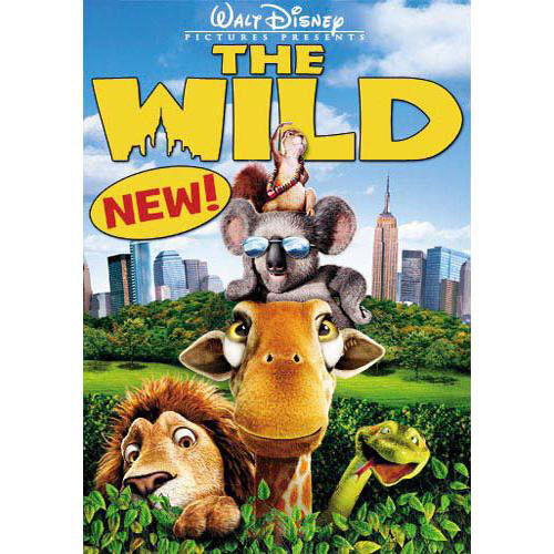The Wild (DVD, 2006) | eBay