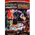 Godzilla Vs. Destroyah/Godzilla Vs. SpaceGodzilla (DVD, 2000, Closed Caption French, Spanish and English Subtitles)