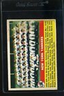 1956 Topps Yankees Team #251 Baseball Card
