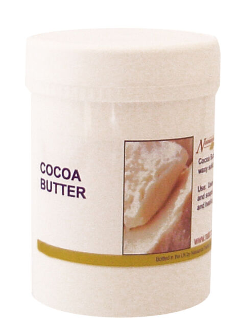 Cocoa Butter Refined 500g by Naissance