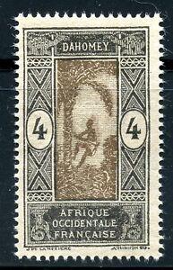 Intelligent Neuf Sans Charnierestamp / Timbre Colonies Francaises / Dahomey N° 45 ** Artisanat D'Art