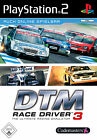 DTM Race Driver 3 (Sony PlayStation 2, 2006, DVD-Box)