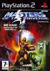 Masters Of The Universe - He-Man: Defender Of Grayskull (Sony PlayStation 2, 2005, DVD-Box)