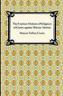 The Fourteen Orations (Philippics) of Cicero Against Marcus Antonius by Marcus Tullius Cicero (Paperback / softback, 2009)