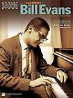 The Mastery of Bill Evans by Hal Leonard Corporation (Paperback, 2006)