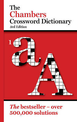 Chambers Crossword Solver's Dictionary
