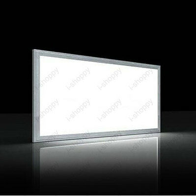 40W LED Ceiling Recessed/Hanging Board Panel Light Fixture Lamp Warm White