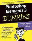Photoshop Elements 3 for Dummies by Galen Fott, Deke McClelland (Paperback, 2004)