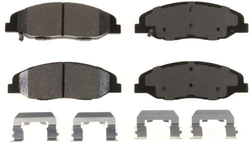 Bendix D1332 Disc Brake Pad Set-Base Front