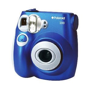 840f7f8525 Polaroid 300 3.2MP Digital Camera - Blue for sale online | eBay