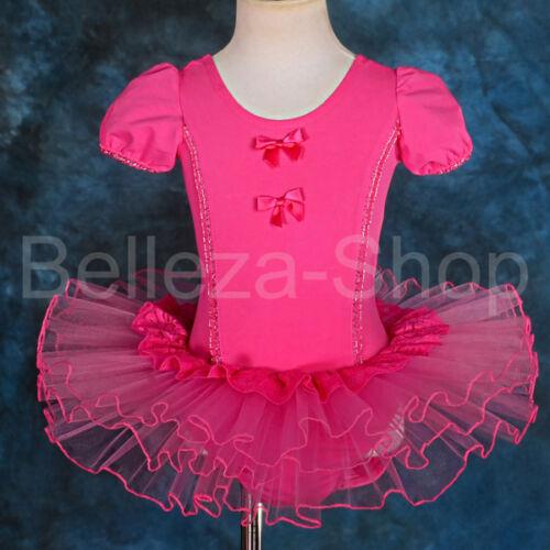 Lace Ballet Tutu Dance Costume Dancewear Pageant Fancy Dress Up Size 2T-6 BA036