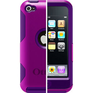 OTTERBOX-COMMUTER-CASE-FOR-APPLE-IPOD-TOUCH-4-4G-BOOM-PURPLE-BRAND-NEW