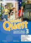 World Quest: 3: Teacher's Book Pack by Oxford University Press (Mixed media product, 2013)