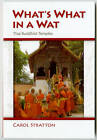 What's What in a Wat: Thai Buddhist Temples by Carol Stratton (Paperback, 2010)